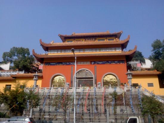 益阳白鹿寺