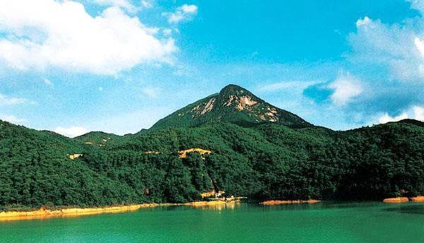 益阳北峰山森林公园
